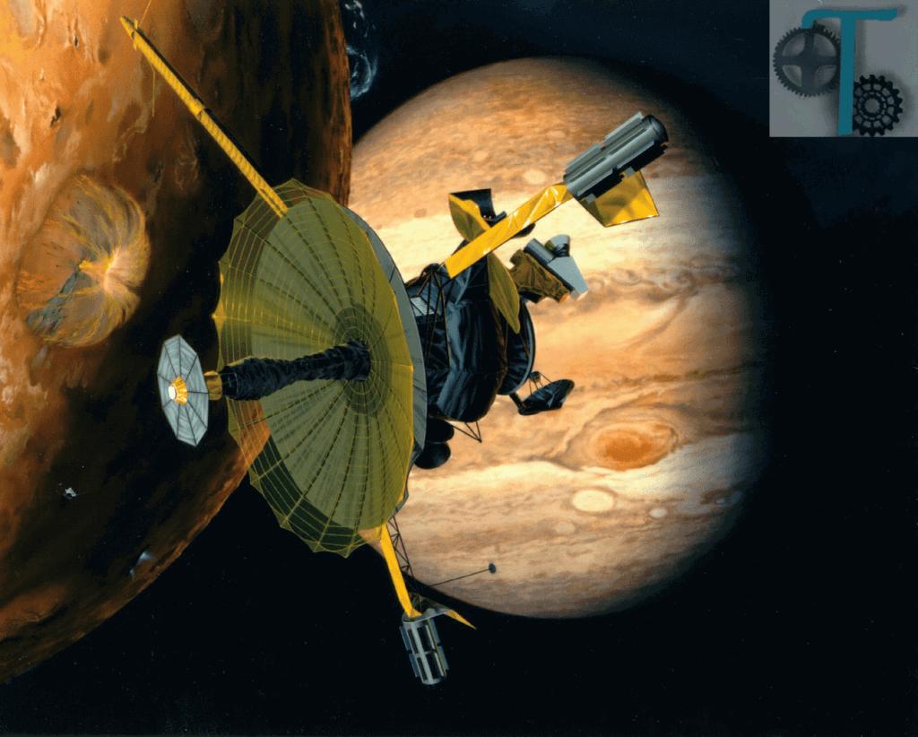 Jüpiter'in halkalarının keşfi