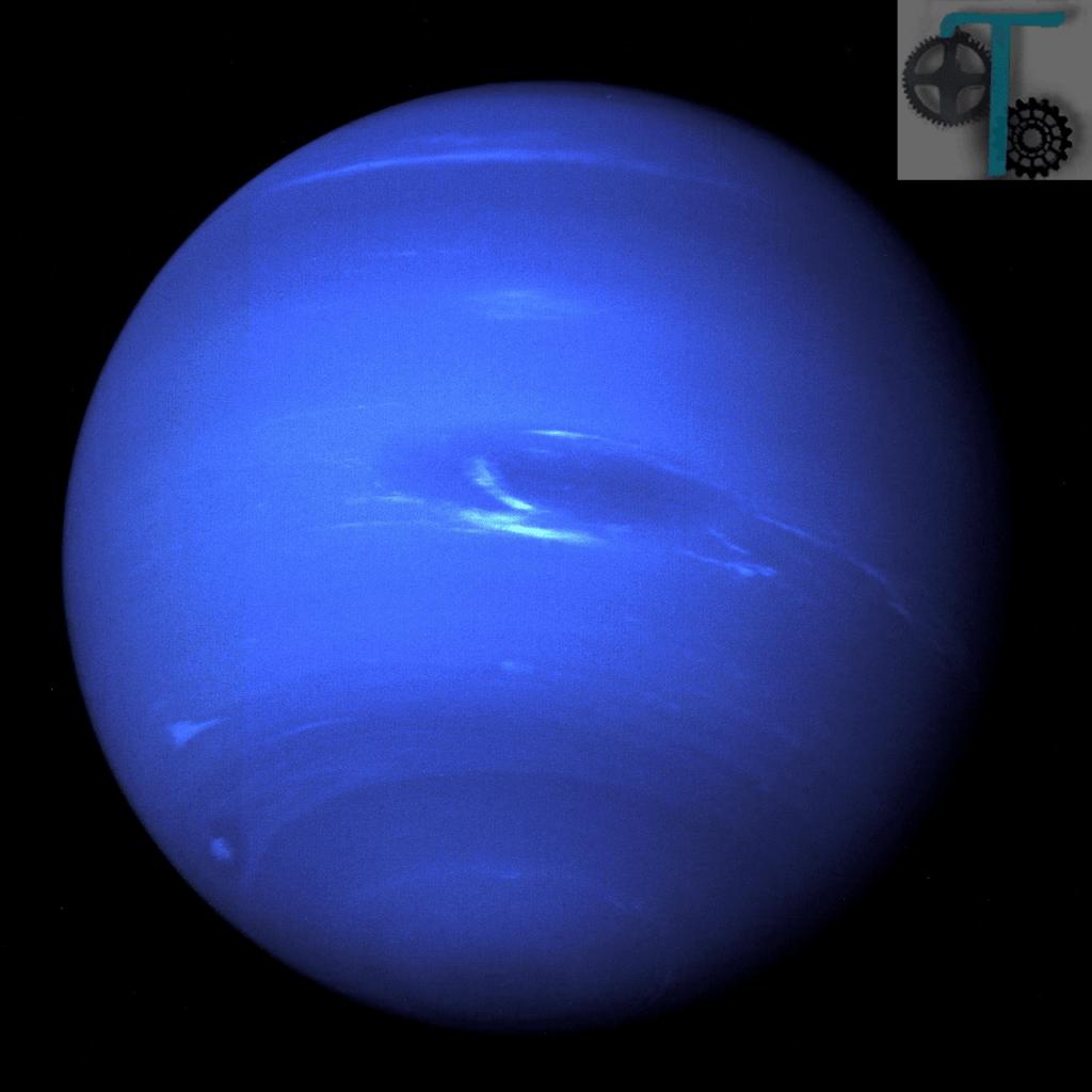 Neptün'ün halkaları
