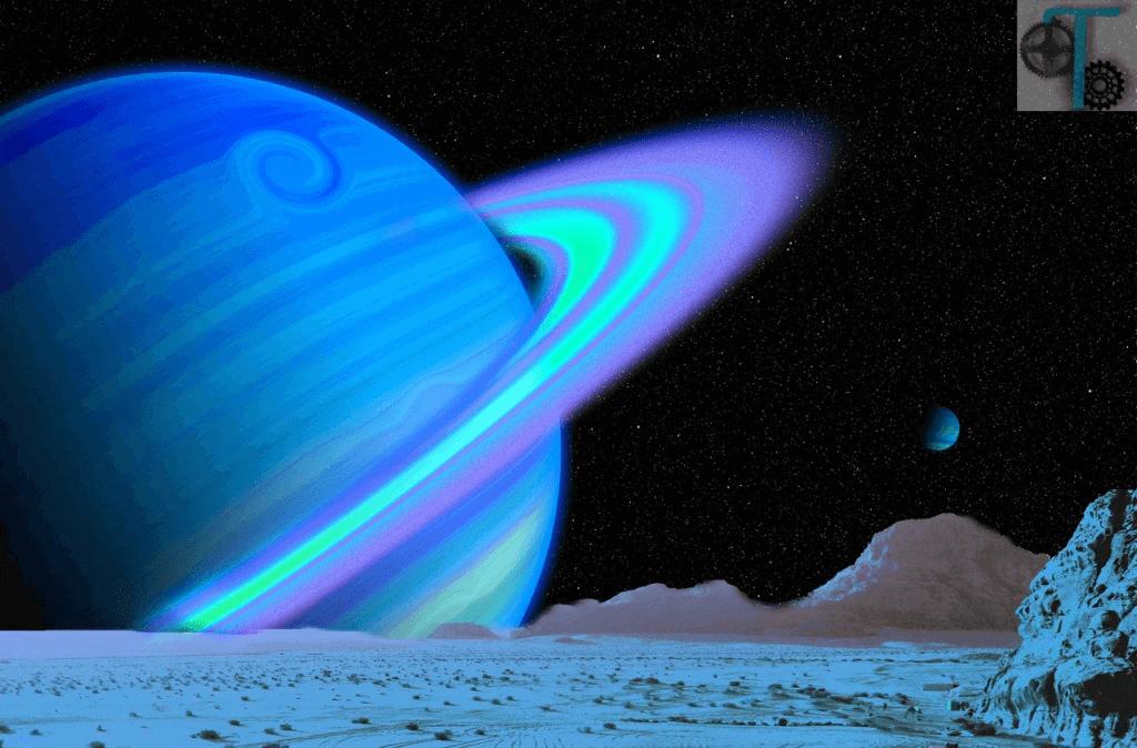 halkası olan gezegenler hangileridir - Uranüs'ün halkaları gezegen halkaları